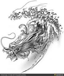 tattoo dragon water twin dragon tai chi logo for http healthfitnessusa com tai chi