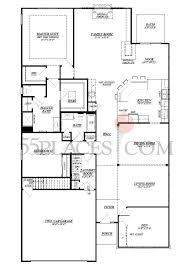 Skinny Houses Floor Plans Hancock Floorplan 2314 Sq Ft Traditions Of America At Bridle