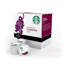keurig starbucks sumatra k cup pack of 96 reviews wayfair