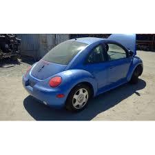 2000 Vw Beetle Interior Door Handle 2000 Volkswagen Beetle Parts Blue With Black Interior 2 0l