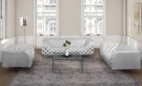 Modern Leather Living Room Furniture Home Design Lover - Whole living room sets