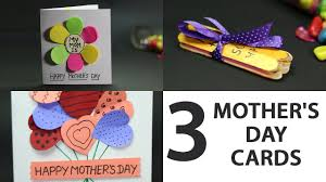 easy u0026 cute mother u0027s day card gift ideas for kids from popsicle