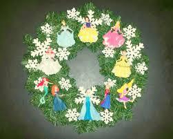 santa and reindeer christmas wreath enchanted manor