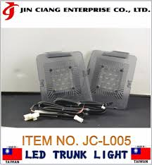 mazda made in special fitting for mazda cx 5 car led trunk light back door lamp