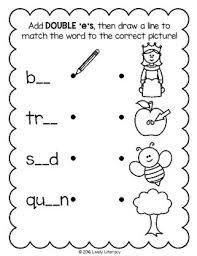 literacy letter sound of the week phonics worksheets long e