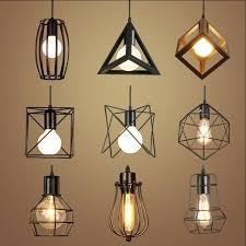 retro indoor lighting vintage pendant light led lights 24 kinds