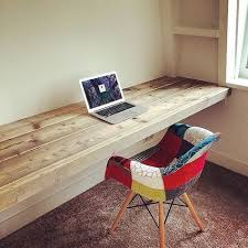 Diy Floating Computer Desk Best 25 Floating Desk Ideas On Pinterest Rustic Pertaining