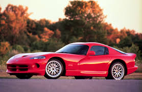 Dodge Viper V12 - 9 greatest v10 cars
