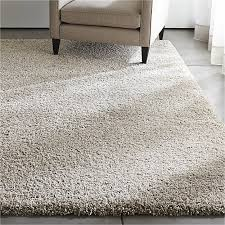 Pebble Stone Rug Memphis Stone Natural Shag Rug Crate And Barrel
