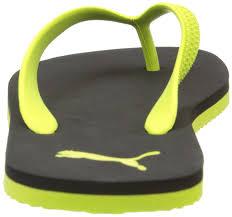 puma unisex kids u0027 first flip jr 0 black size 5 uk boys u0027 shoes