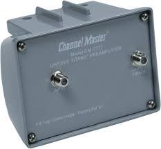 Amazon Com Titan Controls Dual by Amazon Com Channel Master Cm 7777 Titan 2 Antenna U201chigh Gain