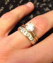 2 carat gold engagement ring wedding rings 2 carat solitaire engagement ring how much wedding