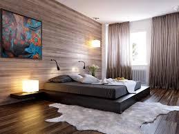 Modern Cowhide Rug Bright Brown Modern Minimalist Bedroom Ideas With Cowhide Rug And