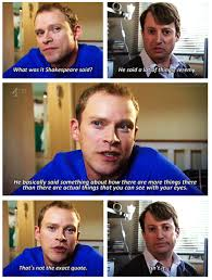 peep show he said a lot of things tv is your friend just ask