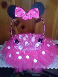 minnie mouse easter basket ideas minnie tutu easter basket with minnie mouse easter eggs minnie