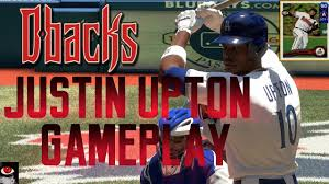 17 Best Images About Mlb - mlb 17 the show 90 0vr justin upton gameplay diamond dynasty best
