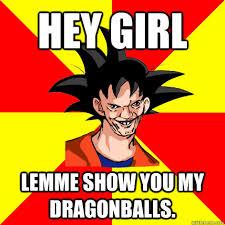 Goku Memes - dat goku memes quickmeme ay gurl pinterest goku and quick meme
