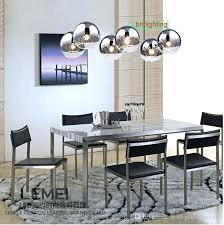 modern hanging lights for dining room modern hanging ls dining room lighting fixtures ceiling