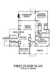 Allison Ramsey House Plans Allison Ramsey Architects Floorplan For Rutledge Avenue 2398