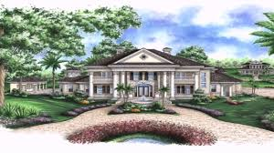 luxury colonial house plans colonial style house designs australia youtube
