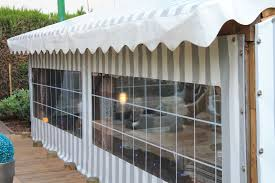 Veranda Pour Terrasse Chambre Enfant Bache Transparente Veranda Bache Armee Protection