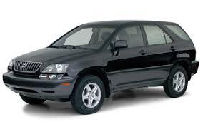 lexus rx300h 2000 lexus rx 300 overview cars com