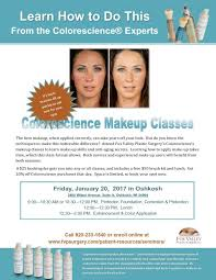 colorescience makeup classes