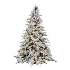 100 7ft artificial tree with lights 7ft fiber