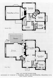 271 best vintage architectural plans images on pinterest vintage