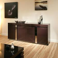 dining cabinet contemporary image of modern buffet cabinet display