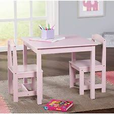 Child Table And Chair Kids Table And Chairs Ebay
