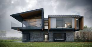 front of the small modern house in hd u2013 modern house