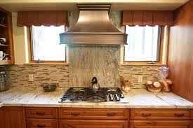 granite behind faucet to window sill full height back splash