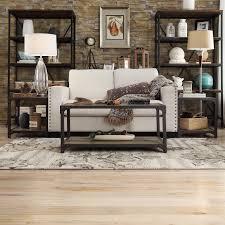 modern rustic living room ideas fiona andersen