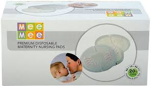 maternity nursing mee mee premium disposable maternity nursing breast pads buy