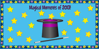 New Year Board Decoration by Magical Moments Of 2013 New Years Bulletin Board Idea