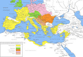 New World Order Map by According To The Following Map Of The Roman Republic Empire After