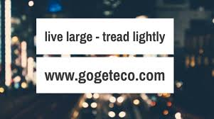 go get eco latest green gear and gadgets