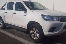 toyota demo cars for sale 2017 toyota hilux 2 4gd 6 cab srx demo cars for sale in
