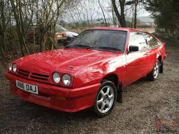 opel manta 1980 manta gtj road rally car