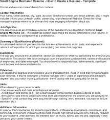 Succinct Resume Mechanic Resume Examples 16 Top 8 Heavy Duty Diesel Mechanic