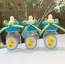 Modest Design Ducky Baby Shower Decorations Fashionable Rubber