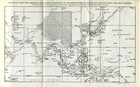 Map From Map From Bill S 237 Illustrating Asiatic Zone Of Barred