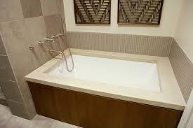 Bathtub Surround Options Concrete Age Artworks Richard Marks Design