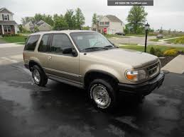 ford explorer 4 0 2000 auto images and specification