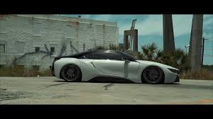 bmw i8 slammed rotiform wheels stanced on bmw i8 accuair suspension youtube