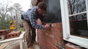 Finehomebuilding Com Video Extra Moving An Opening In A Brick Wall Fine Homebuilding