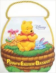 winnie the pooh easter basket pooh s easter basket 9780736423014 rh disney books