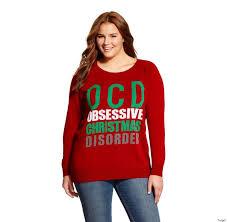 target under for its u0027ocd u0027 christmas sweater