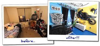 transformers bedroom juan s bedroom makeover blissfulbedrooms